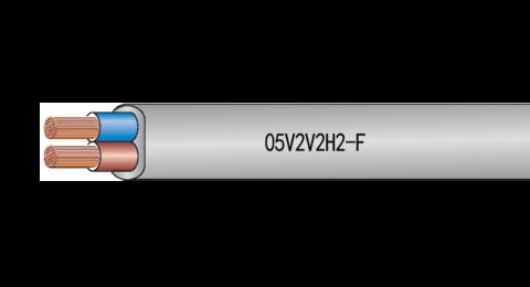 Baldassari Cavi: cavo 05V2V2H2-F