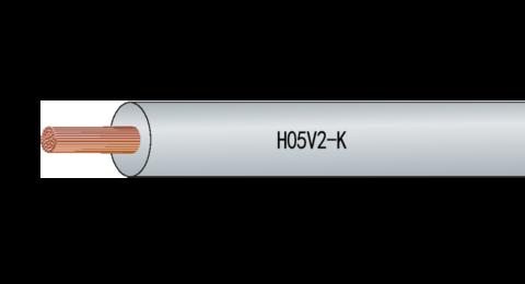 Baldassari Cavi: cavo H05V2-K