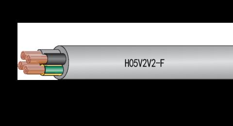Baldassari Cavi: cavo H05V2V2-F