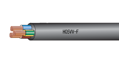 Baldassari Cavi: cavo H05VV-F