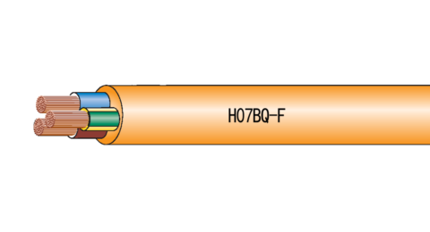 Baldassari Cavi: cavo H07BQ-F
