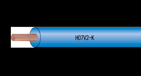 Baldassari Cavi: cavo H07V2-K