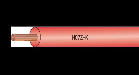 Baldassari Cavi: cavo H07Z-K