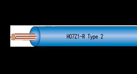 Baldassari Cavi: cavo H07Z1-R Type 2