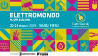 Baldassari Cavi News: ELETTROMONDO  2019 – 22-23 MARZO