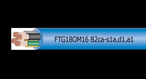 Baldassari Cavi: cavo FTG18OM16